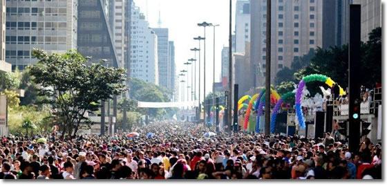sao paulo gay pride 2010 march